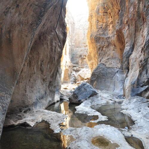 Felstal Wadi Bani