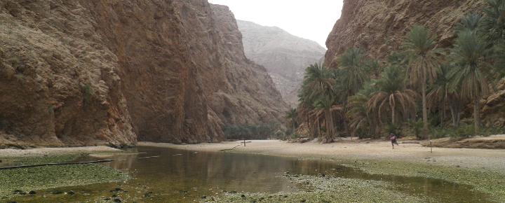 Wanderreise Oman