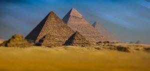 Ägypten - Pyramiden von Gizeh