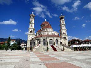 Albanien - typische albanische Kirche