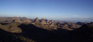 Algerien - Assekrem, Hoggar-Gebirge