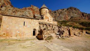 Armenien - Kloster Noravank