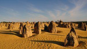 Australien - Wanderdünen und Pinnacles im Nambung National Park