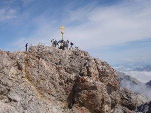 Bergsteigen - Zugspitze