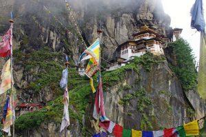 Bhutan - Taktshang Kloster