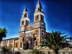 Dom, Kirche in Quito / Conocoto, Ecuador