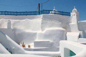 Griechenland - Akrotiri auf der Insel Santorin