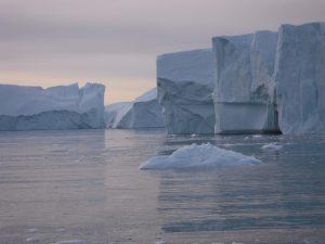 Grönland - Eisberge im Nordmeer