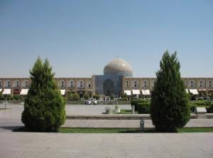 Meidān-e Emām in Isfahan, Iran
