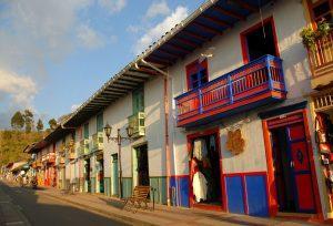 Kolumbien - Salento, Region Quindíos