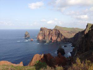 Madeira, Bucht bei Funchal