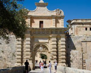 Malta, Mdina Gate