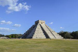 Mexiko - Chichén Itzá, Ruinenstätte der Inkas auf der Halbinsel Yucatán