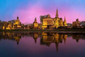 Thailand - Amphoe Phra Nakhon Si Ayutthaya