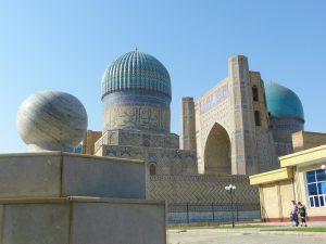 Usbekistan, Bibi-Chanum-Moschee