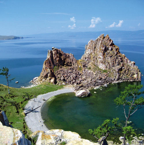 Halbinsel Baikalsee