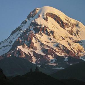 Kasbek-Gipfel