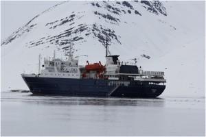 Kreuzfahrtschiff Ortelius