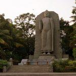 Buddha-Denkmal Colombo