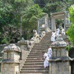 Tempel Eingang