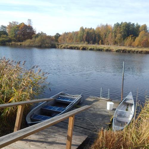Bootstour in Småland, Südschweden