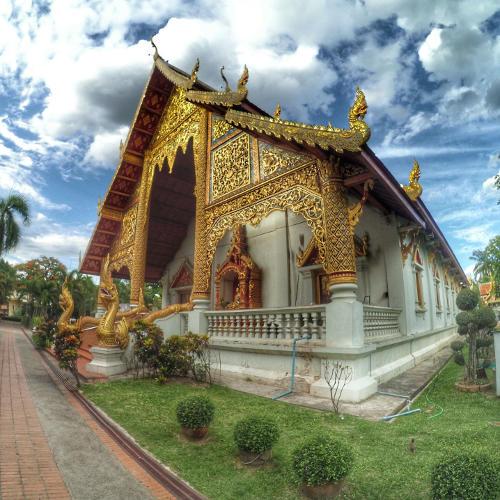 Buddhistischer Tempel