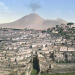 Vesuv 1900