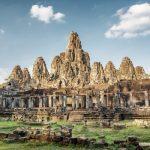 Bayon-Tempel in Vietnam