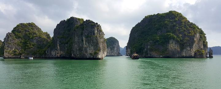 Rundreise Sapa - Halong - Mekong