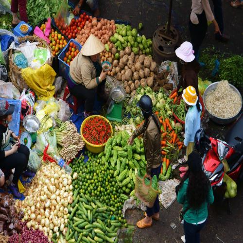 Da Lat Markt